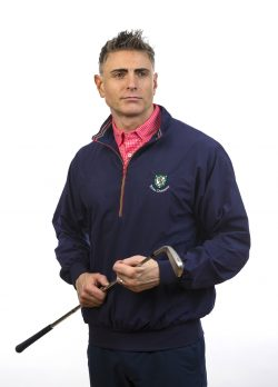 Donald Ross Tartan windshirt