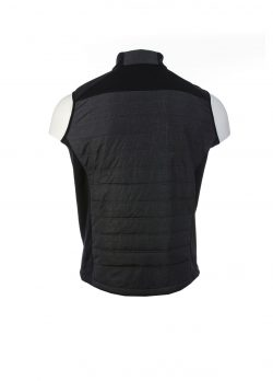 Murray Golf Payne Gilet Black rear view