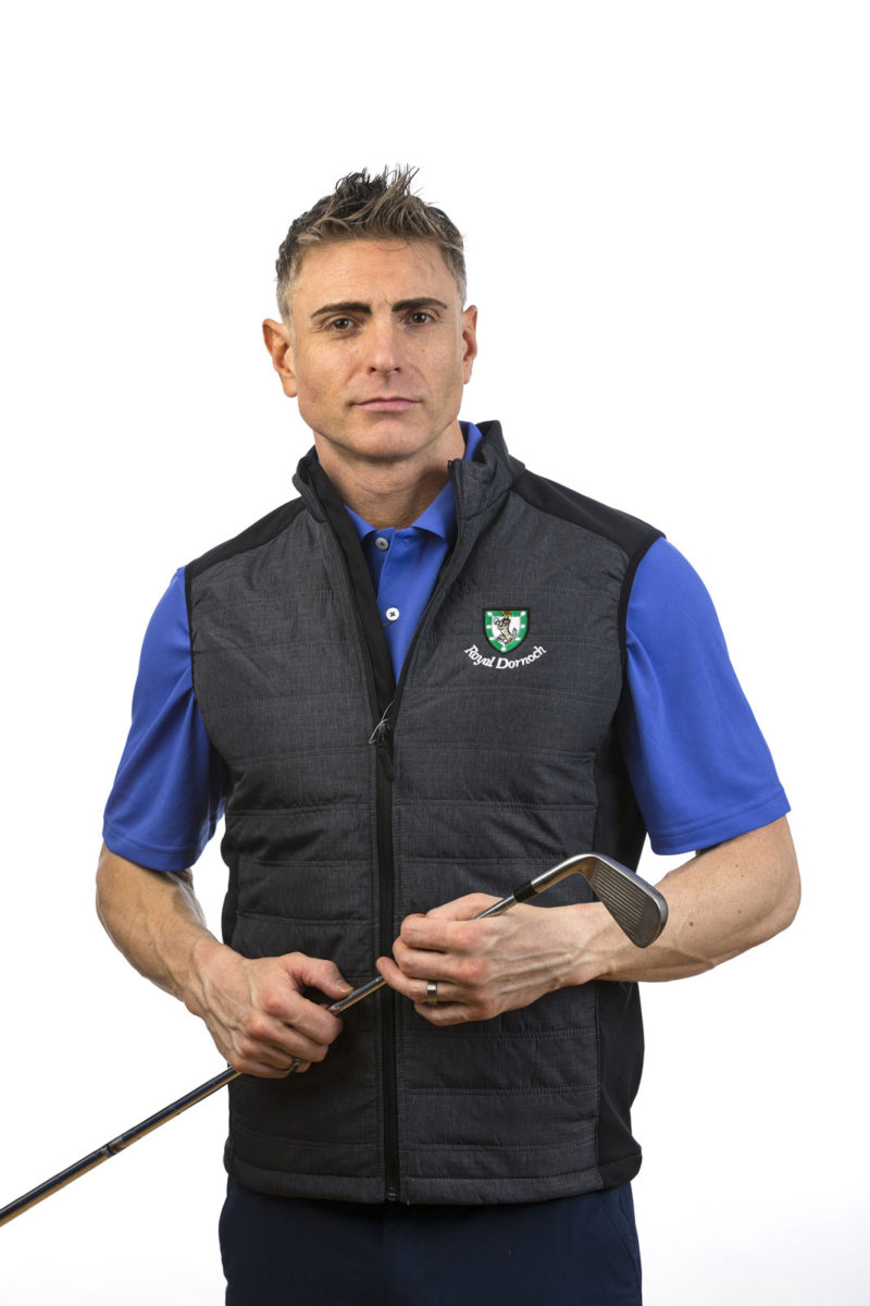 Murray Golf Payne Gilet