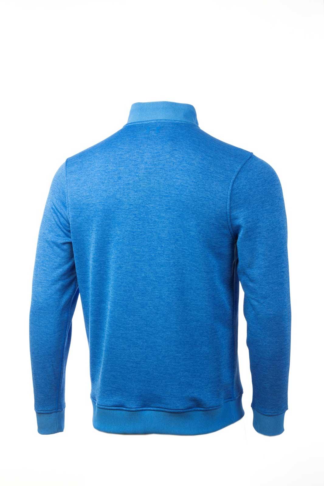 Under Armour Zip Storm Fleece Sweater Royal Dornoch Pro Shop