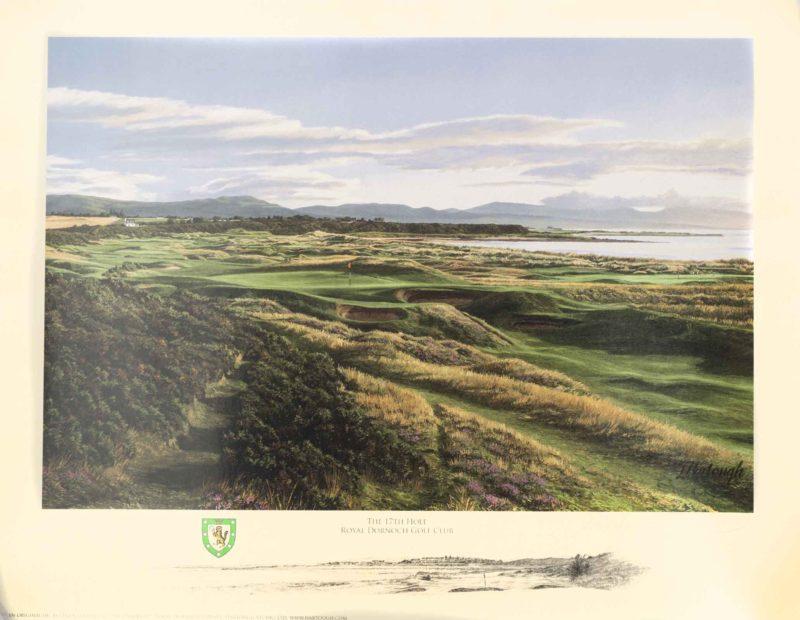 Linda Hartough Print of 17th