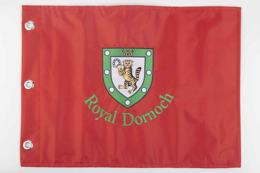 Royal Dornoch Pin Flag Royal Dornoch Pro Shop
