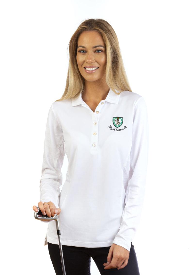 Peter Millar Long Sleeve Tech Shirt