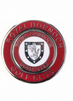 Royal Dornoch Duo Marker red