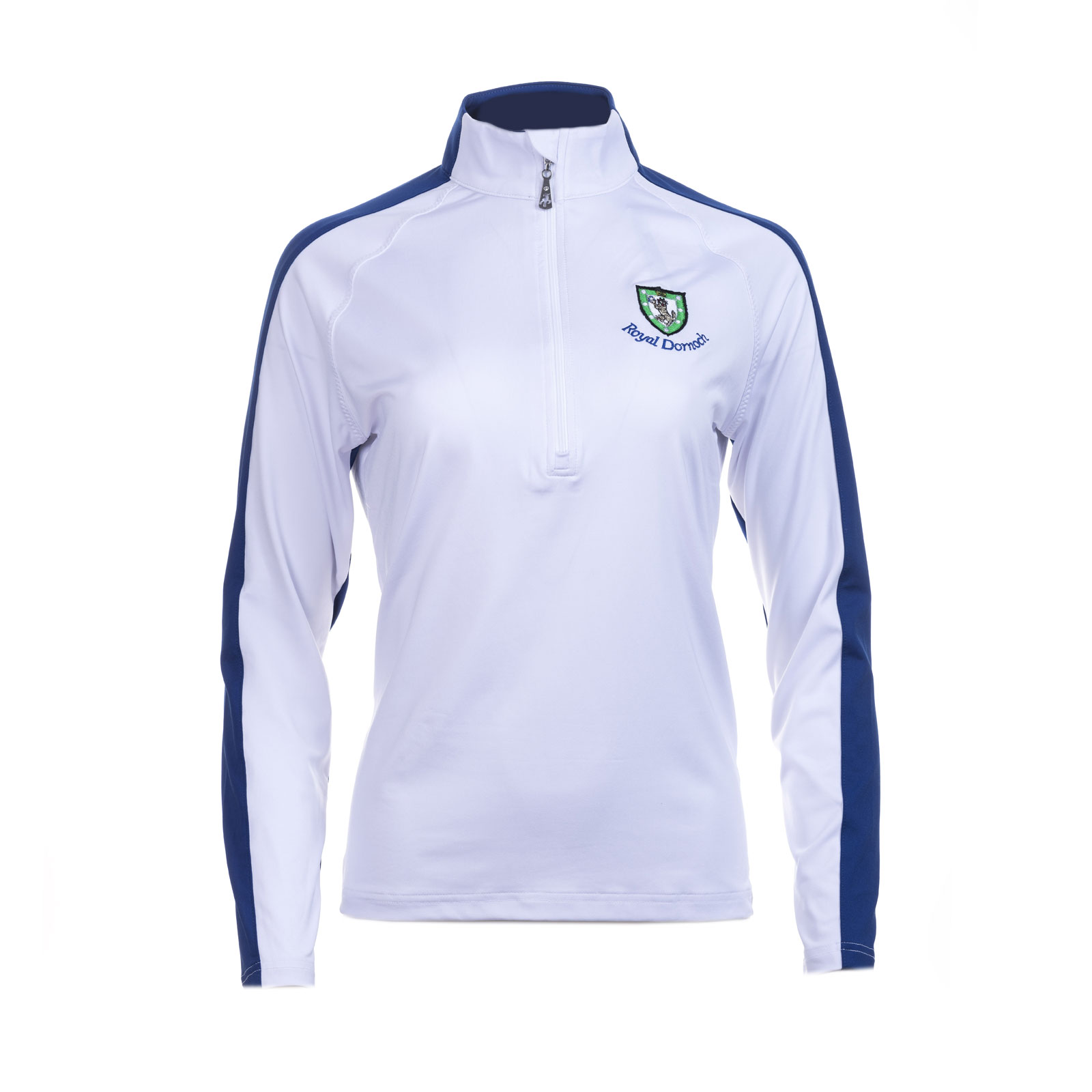 Lily Long Sleeve 1 4 Zip Royal Dornoch Pro Shop