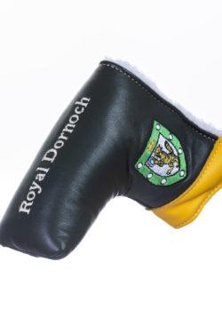 Blade Putter Cover In Royal Dornoch Tartan Royal Dornoch