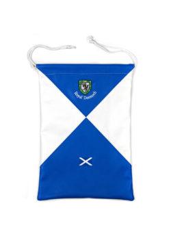 Heritage Shoe Bag Blue